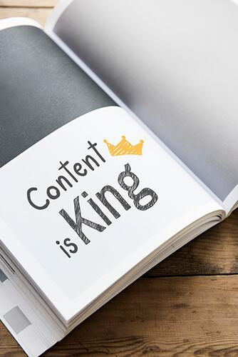 crear contenido de valor